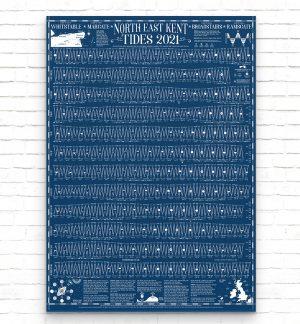 2021 Tide Chart Kent
